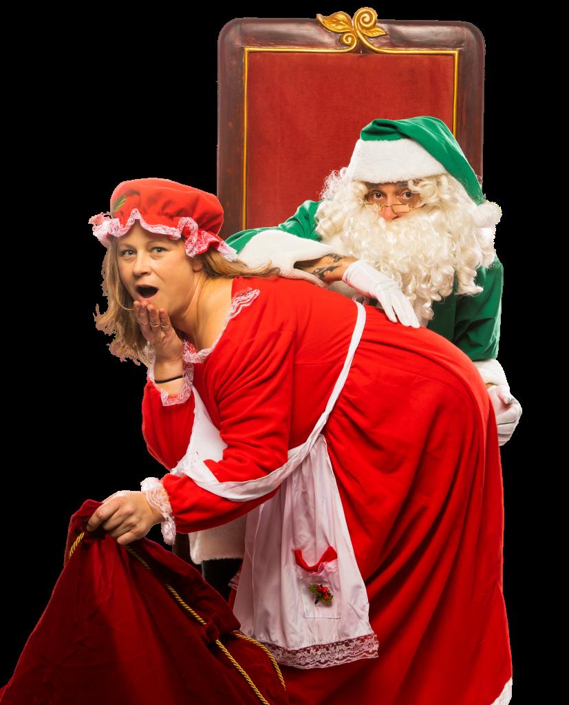 Le Père-Vert : Un Père Noël coquin… pour adulte seulement !