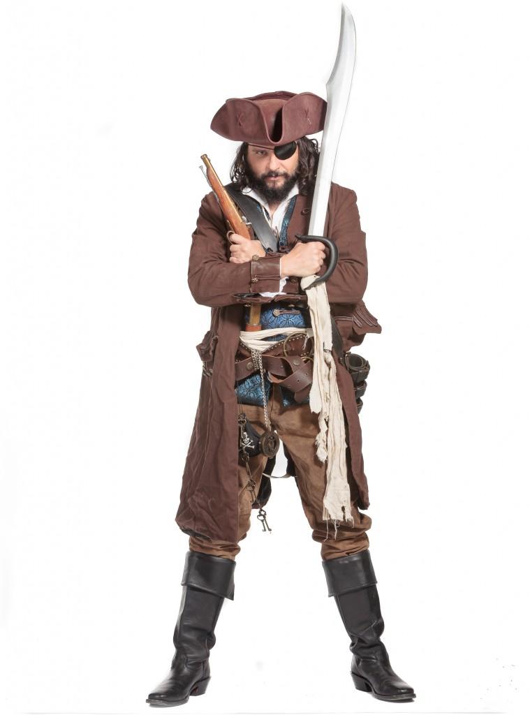 LE CAPITAINE BRELOCK : Seriez-vous, vous-mêmes, un pirate prédestiné ?