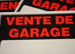 La Vente de Garage