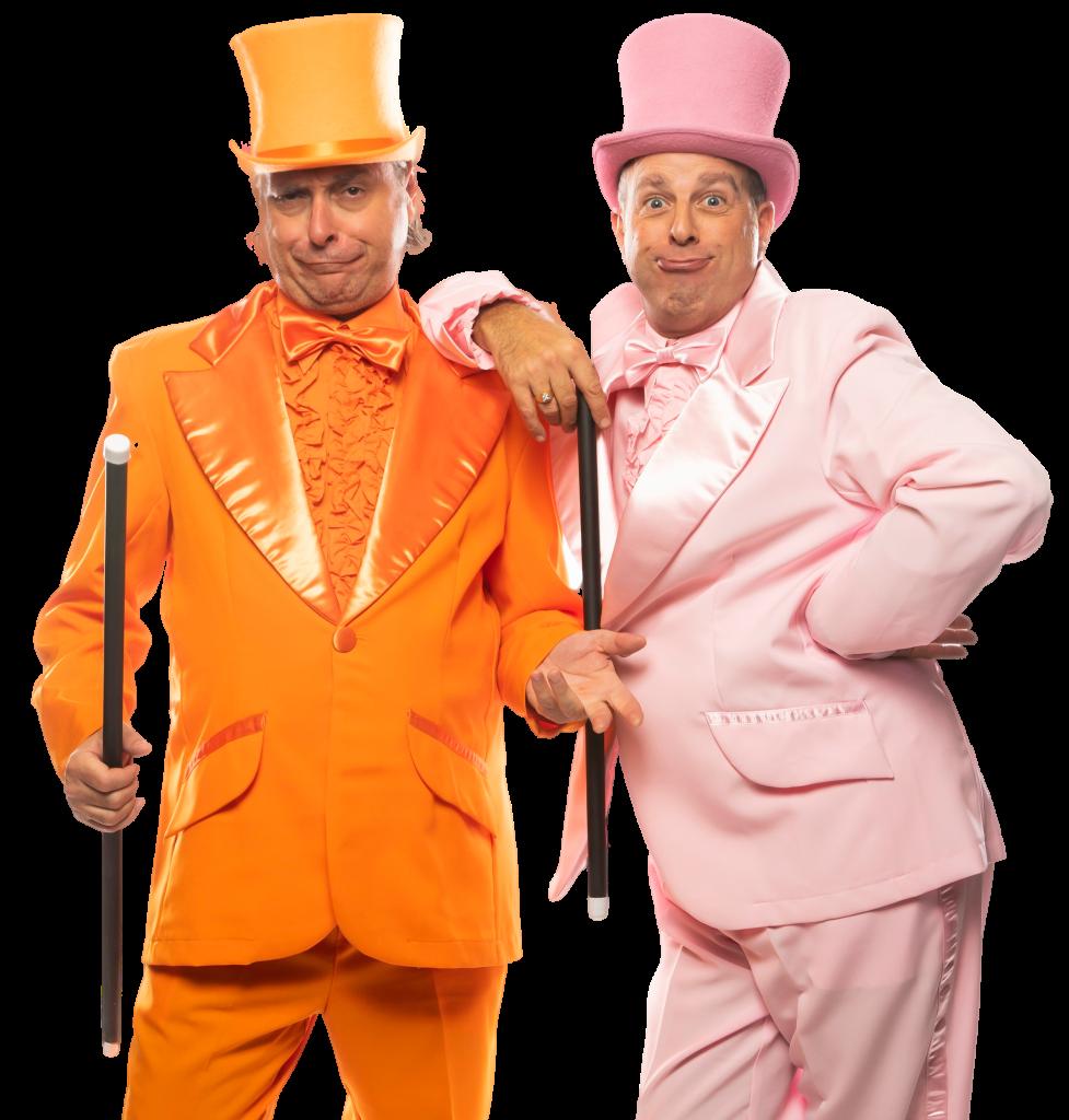 LA CLOCHE ET L'IDIOT : Deux nigauds… bien rigolos !