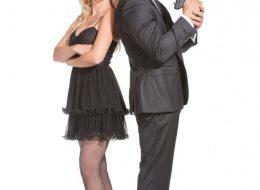 James Bond and his Bond Girl
