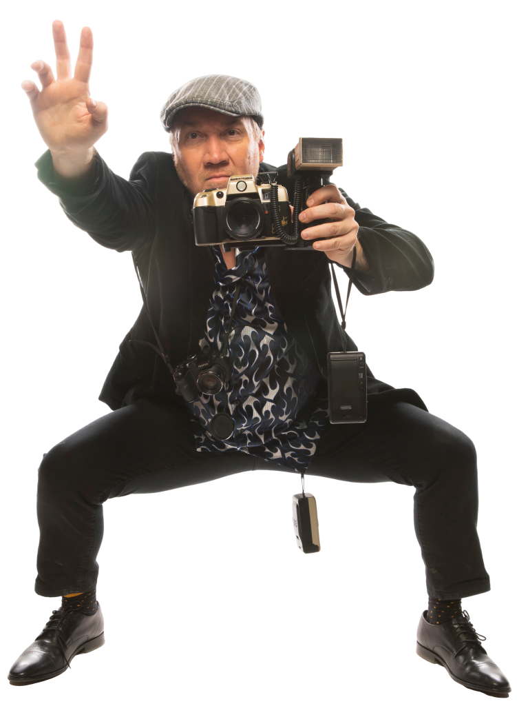 The Fake Photographer