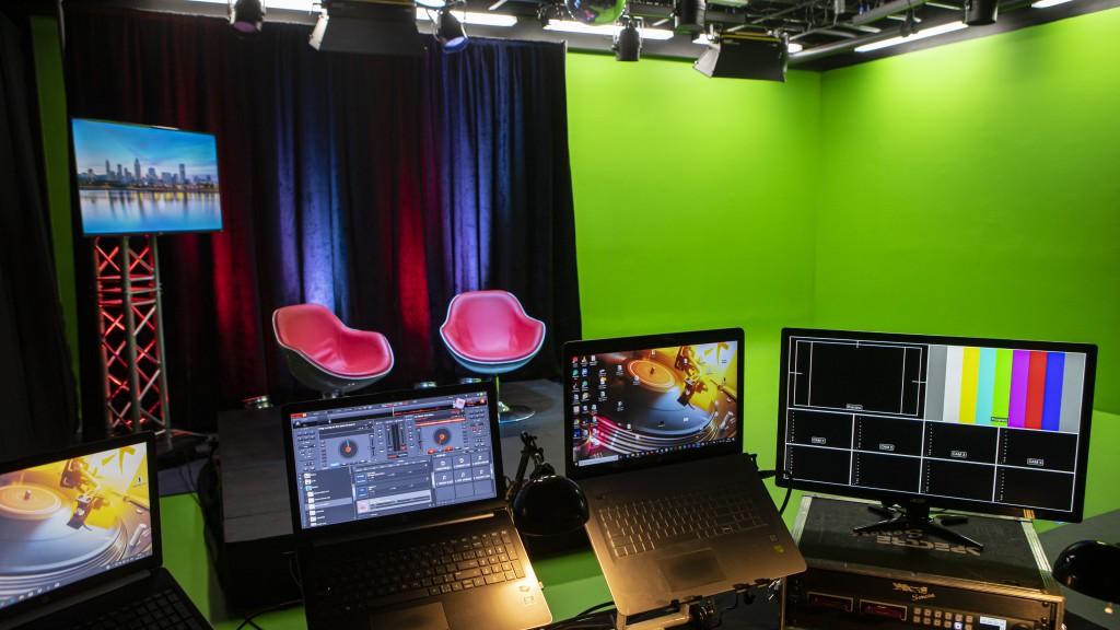 Virtuel Studio : pour tous vos événements virtuels  !